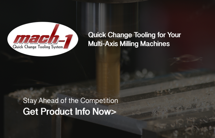 Get info on our Mach-1 Quick Change system