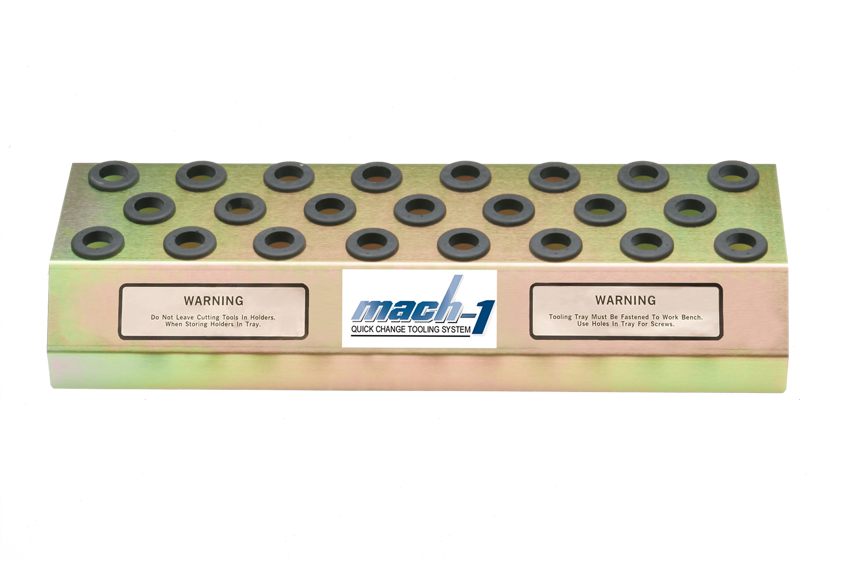 Mach-1 Systems Tooling-Tray