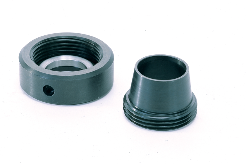 Mach-1 Systems collet-closer